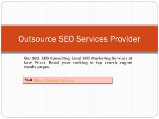 Outsource SEO Services Provider – SEO Tactics 2016