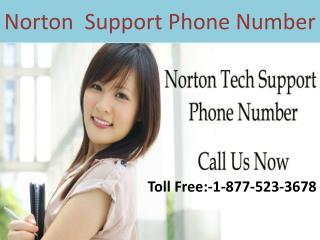 1-877-523-3678 Norton Antivirus Tech Support Number