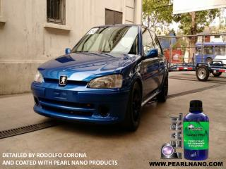 The better way to protect your car - Pearl Nano Coatings