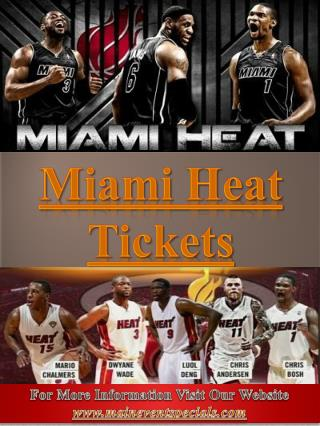 Miami Heat Schedule 2016
