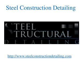 Steel Structural Plan, AutoCAD Design Engineering