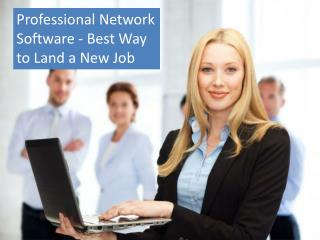 Professional Network,Business Social Network