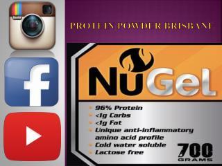 Protein Powder Brisbane