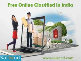 Free Online Classified In India
