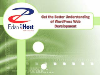 Top Wordpress Website Design Toronto - Eden P Host