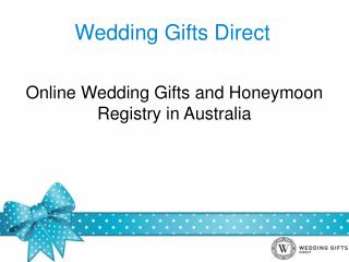 Unique Wedding Gifts Online in India Get Best Wedding Gifts Ideas ...