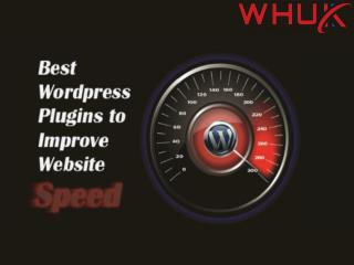 Best WordPress Plugins to Improve Website Speed