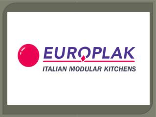 Europlak India - best modular kitchen, modular kitchen India