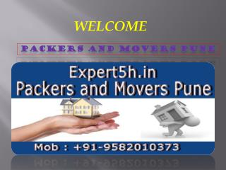 Expert5th Packers and Movers in Pune - Expert5th Extensive network with excellent infrastructure