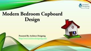 cupboard design for bedroom
