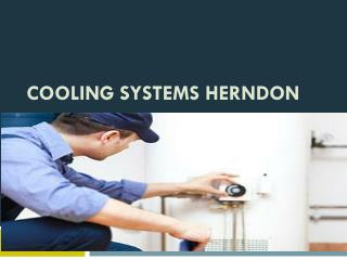 cooling systems Herndon