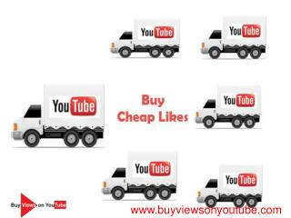 The Top Reasons To Buy Cheap YouTube Likes