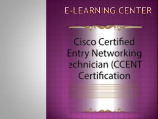 Professional Security Certifications - e-learningcenter.com