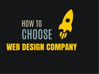 3 steps before hiring web design company