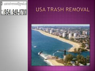 Pompano Beach Junk Removal - South Florida