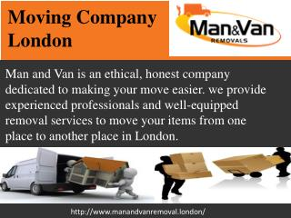 moving company london�