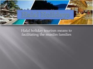 muslim Hotels Turkey