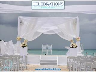 You dream, you plan & we execute your perfect wedding day in Cayman