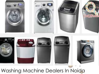 Washing Machine Dealers In Noida