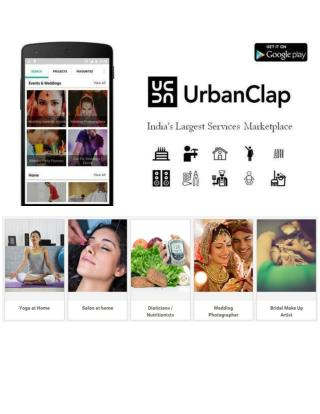 urbanclap - home services
