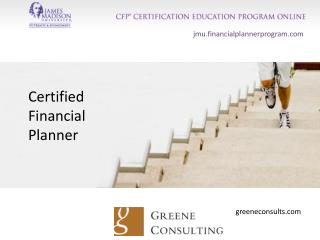 Certified Financial Planner Training – It All Starts With Education