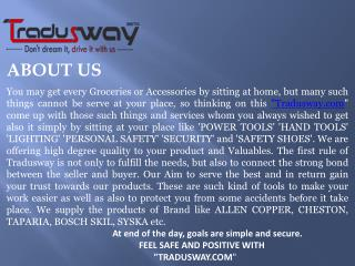 Tradusway provide online best Hand Tool Product