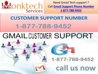 How to quickly contact google  gmail support  number 1-877-788-9452