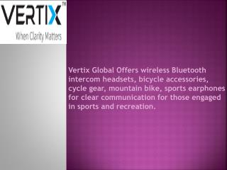 VERTIX - A Leading Wireless Communication Products Provider