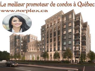 Le meilleur promoteur de condos à Québec