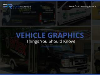 Vehicle Graphics – Few Facts to Know!