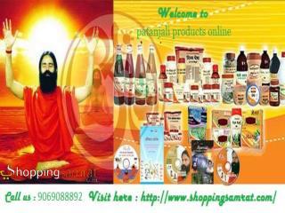 Buy Patanjali Ayurvedic Products Online : 9069088892