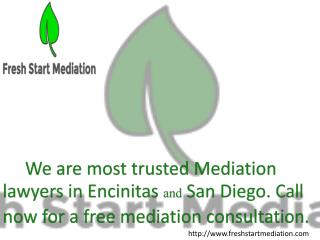 Fresh Start Mediation