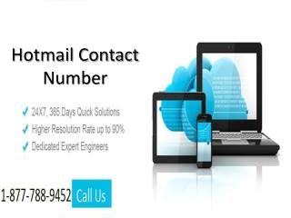 Hotmail contact number 1:877:788:9452 tollfree for support