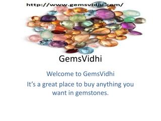 Buy Emerald (Panna) Gemstone Online at Best Price | Precious Emerald Stone