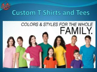 Customized Printed T-shirts Orlando- ImpressInk