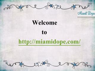 Buy Fresh Design t-shirts at miamidope