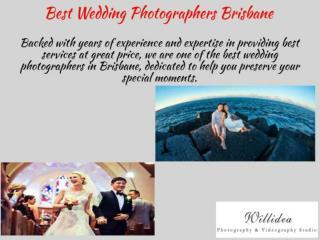 Best Wedding Photographers Brisbane