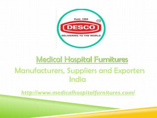Manual Hospital Bed Supplier