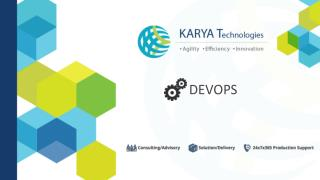 DevOps - Accelerate your production releases with KARYA's Services