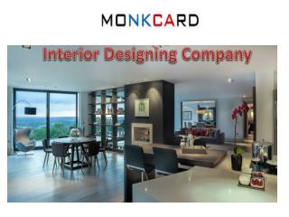 Monkcard: Interior, Graphics & Furniture Designer Company in New Delhi