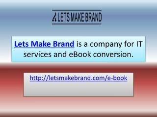 Seo consultant- letsmakebrand.com