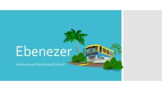Ebenezer International Residential School | Kottayam