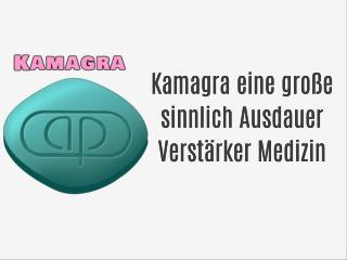 Kamagra eine ultimative love bietet Medizin