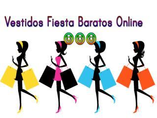 Vestidos fiesta baratos online