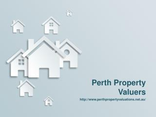 Find Excellent Online House Valuation Service With Perth Property Valuers