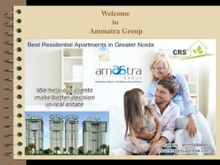 CRS Group Offer Amaatra Homes Noida Extension