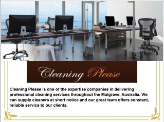 Office Cleaning Clayton