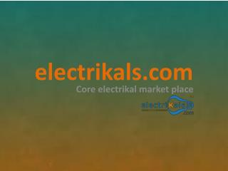Buy Sealing Ferrule online @ electrikals.com