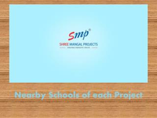 Nearby Schools of Each Project