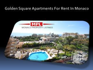 Luxury Apartments In Monaco For Sale